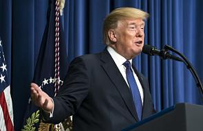 """USA: Trump przyznał nagrody w kategorii """"fake news"""", jedna dotyczy Polski"""