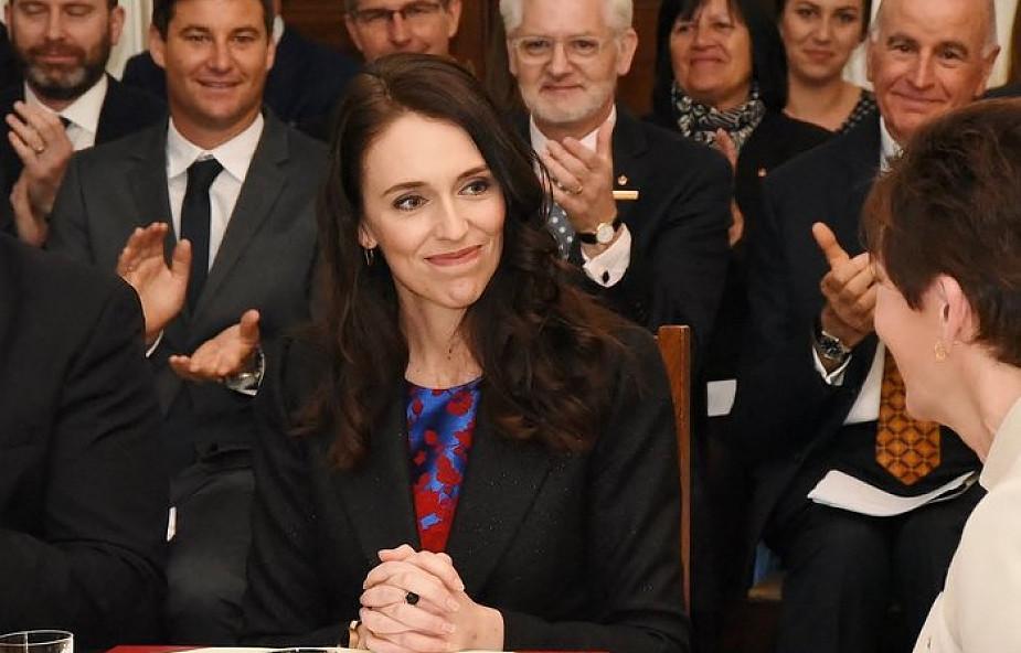 Nowa Zelandia: premier ogłosiła, że jest w ciąży