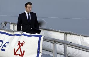 Francja: Macron chce przywrócenia powszechnego obowiązku wojskowego