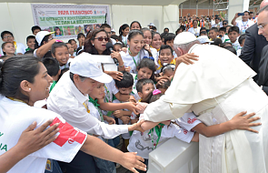 Chile: papieski ołtarz pozostanie w domach ubogich