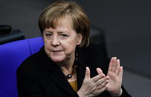 Angela Merkel z optymizmem o negocjacjach koalicyjnych z SPD