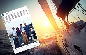 Portugalski żeglarz zakończył samotny rejs. Dotarł do Brazylii z figurką MB Fatimskiej