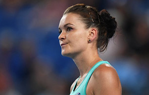 Australian Open: Radwańska odpadła w trzeciej rundzie, przegrała z Su-Wei Hsieh z Tajwanu 2:6, 5:7