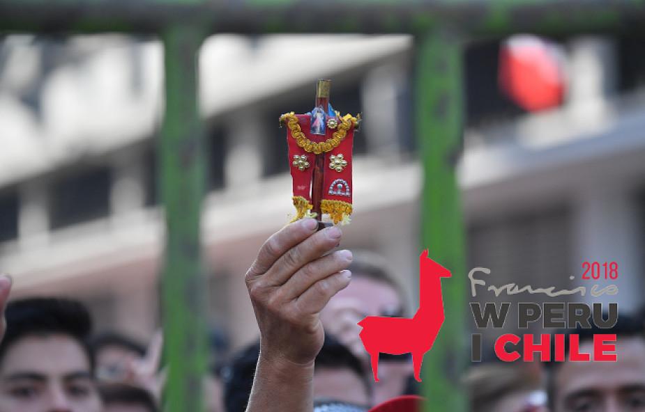 Peruwiańskie media: papieska wizyta udana dzięki głębokiej religijności narodu