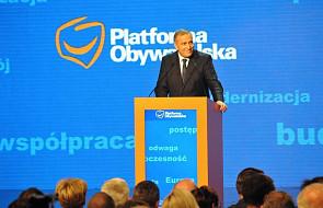 """PO chce delegalizacji stowarzyszenia """"Duma i Nowoczesność"""". """"To operacja odbudowy nazizmu w Polsce"""""""