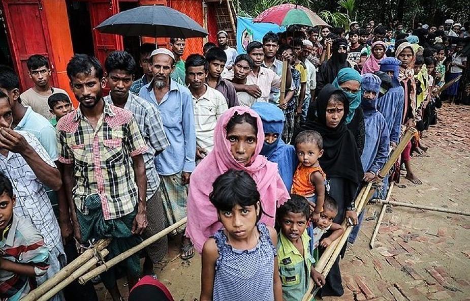 Bangladesz: opóźnia się powrót uchodźców Rohingya do Birmy