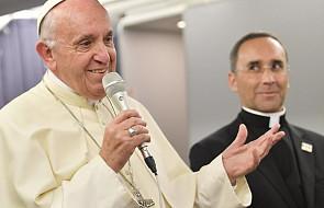Papież: teraz jest czas na odważne i śmiałe kroki dla naszej ukochanej planety