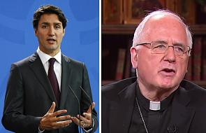 Burza po wypowiedzi premiera Kanady. Abp Ottawy odpowiada: nie można być katolikiem i popierać aborcję