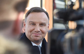Prezydent: wielokrotnie słyszałem o świetnie rozwijającej się Polsce i kondycji naszej gospodarki