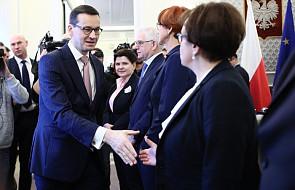 Morawiecki: USA, tak jak Polska, uznają gazociąg Nord Stream 2 za zagrożenie dla bezpieczeństwa w regionie