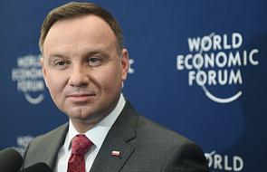 Prezydent: wejście do euro wtedy, kiedy zarobki Polaków zbliżą się do średniej UE