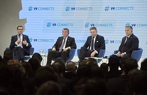 Premierzy V4 o znaczeniu Grupy Wyszehradzkiej i swojej wizji UE