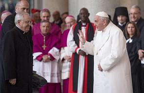 """Papież Franciszek wyraził uznanie dla tej niezwykłej organizacji: """"jesteście jak Samarytanin"""""""