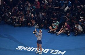 Australian Open - pierwszy wielkoszlemowy tytuł Caroline Wozniacki, tenisistki polskiego pochodzenia