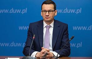 Morawiecki dla Politico Europe: największe zagrożenie dla Polski dziś? Rosja