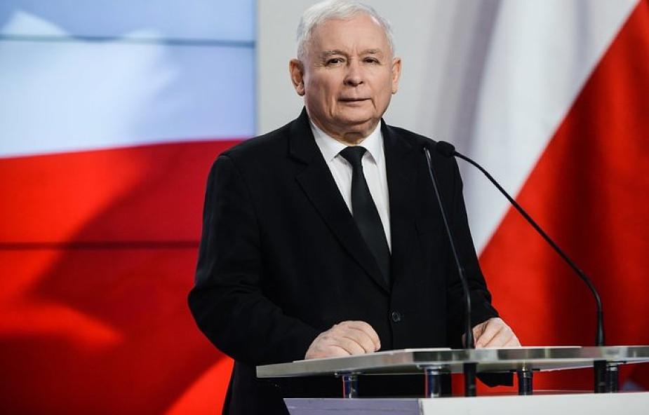 Kaczyński po spotkaniu z sekretarzem stanu USA: nie rozmawialiśmy o praworządności Polsce
