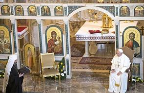 Papież do Ukraińców: jestem blisko was sercem i modlitwą