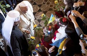 Dlaczego papież Franciszek nie odwiedził do tej pory dotkniętej wojną Ukrainy?