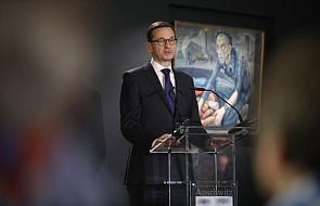 Premier: Nord Stream 2 nie ma charakteru biznesowego, ten gazociąg jest bardzo niebezpieczny
