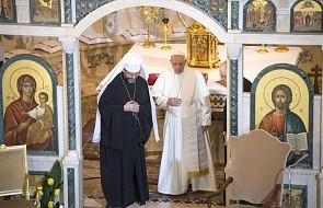 Franciszek do Ukraińców: codziennie pamiętam o Ukrainie [DOKUMENTACJA]