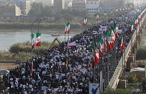 Turcja Szef MSZ: Trump i Netanjahu wspierają protesty w Iranie