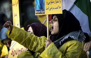 Trump: w stosownym czasie pomożemy protestującym Irańczykom