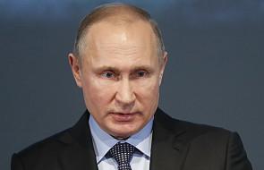 USA: rząd opublikował listę rosyjskich prominentów powiązanych z Putinem