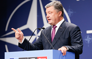 Ukraina: Petro Poroszenko dziękuje USA za listę Putina