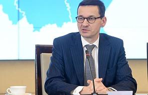 Mateusz Morawiecki: Rzeczpospolita musi być solidarną, ale też społeczną gospodarką rynkową