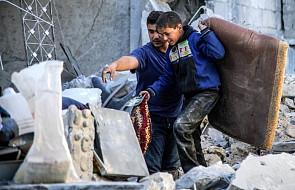ONZ: od połowy grudnia uciekło przed wojną 270 tysięcy Syryjczyków, pomocy potrzebuje 13,1 mln ludzi