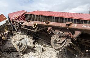 RPA: czterech zabitych, ok. 40 rannych w wypadku kolejowym