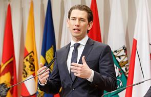 Kanclerz Kurz z dystansem wobec spekulacji o sojuszu Austrii z państwami V4