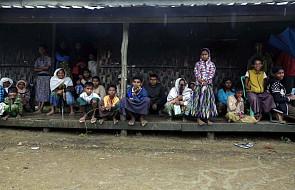 50 tys. dzieci urodzi się w tym roku w obozach Rohingjów