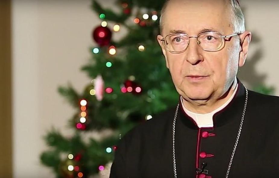 Abp Gądecki z życzeniami dla prawosławnych i grekokatolików