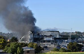 Australia: pożary buszu na południowym wschodzie