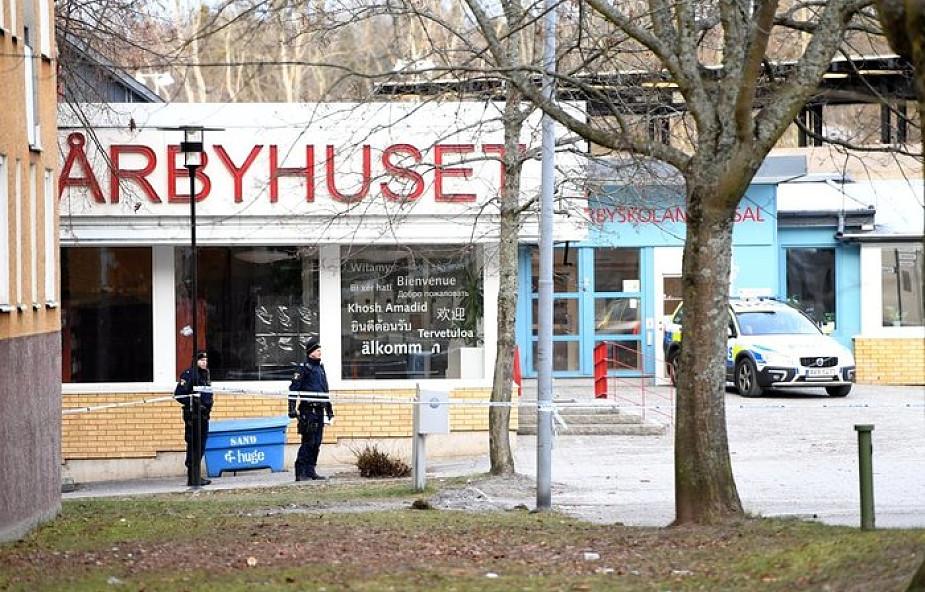 Szwecja: wybuch na stacji metra pod Sztokholmem, dwie osoby w szpitalu