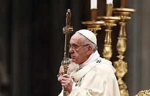 Papież w przemówieniu o stanie świata: ile uciekających osób pada ofiarą ludzi bez skrupułów?