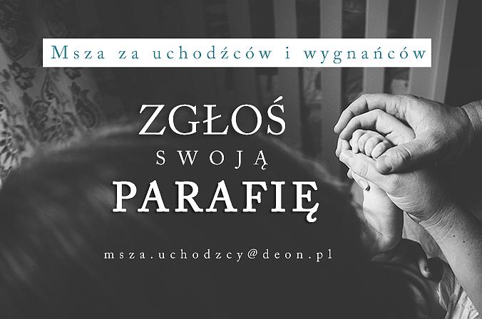 Prymas Polski odprawi Mszę za uchodźców. Będzie transmitowana przez TVP Polonia - zdjęcie w treści artykułu