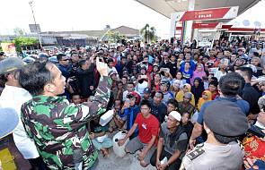 Indonezja: władze zgadzają się na pomoc zagraniczną po trzęsieniu ziemi i tsunami