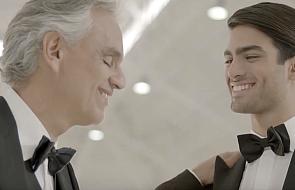 Andrea Bocelli odkrywa przed światem swój największy skarb - to jego syn. Posłuchaj piosenki o ich niezwykłej relacji