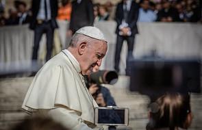Papież o zarządzaniu polityką zdrowotną: chory powinien wierzyć, że może wyzdrowieć