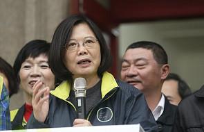 Presja Chin na Tajwan i jej nową prezydent Ing-Wen. Władze chcą umacniać suwerenność ale są izolowane dyplomatycznie