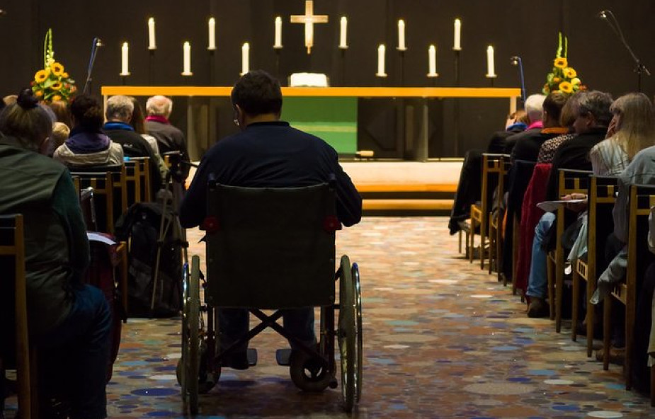 Niepełnosprawni idą po swoje