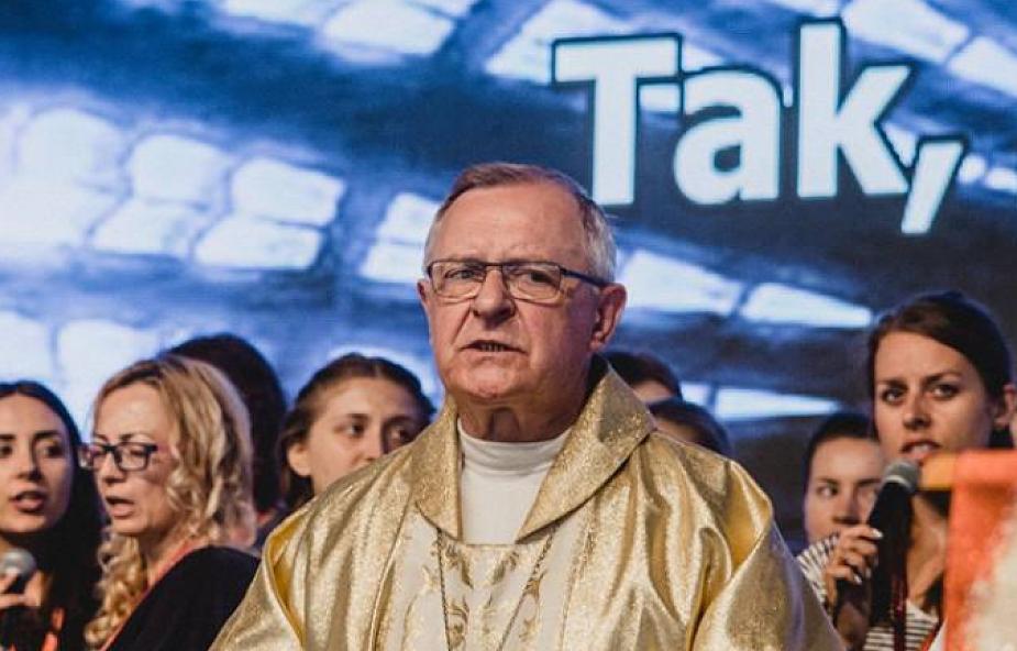 """Bp Dajczak o tym, co nim wstrząsnęło na Przystanku Jezus. """"Zrozumiałem wtedy, że jestem głuchy"""""""