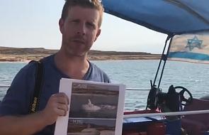 W Morzu Martwym pojawiły się ryby? Może to oznaczać wypełnienie starożytnego proroctwa o końcu świata