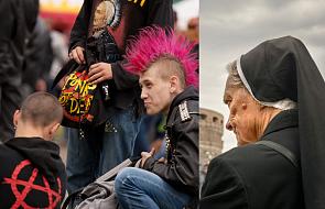 Sataniści poprosili zakonnicę o jedzenie na Woodstocku. Nie spodziewali się tej reakcji