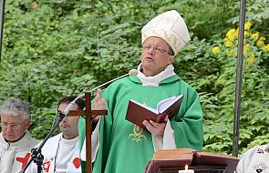 Mocne słowa abpa Rysia: staliśmy się antyświadectwem