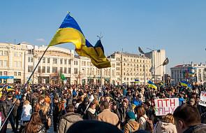 Ukraina: rzeczniczka MSZ: rosyjskie obrony kończą się agresją