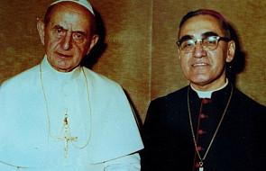 7 tys. Salwadorczyków i 5 tys. mieszkańców Brescii przyjechało na kanonizację abp. Romero i Pawła VI