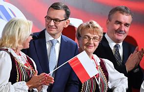 Premier: PiS jest najlepszym gospodarzem polskiej ziemi